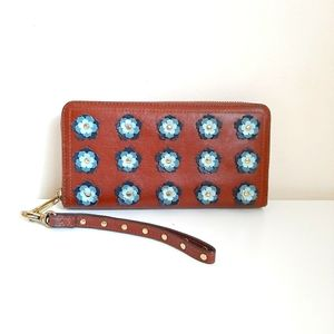 Fossil Continental Long Wallet